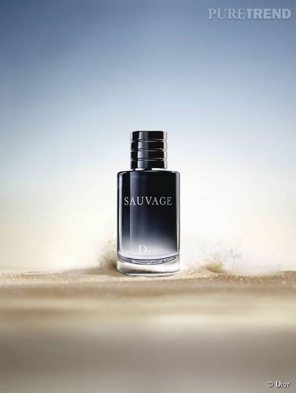 Le parfum Sauvage de Dior est d'ores et déjà disponible.