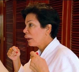 Kris Jenner et sa duckface.
