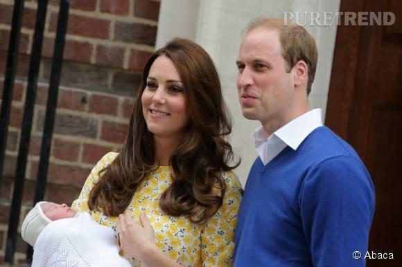 Kate Middleton déjà enceinte du troisième ?
