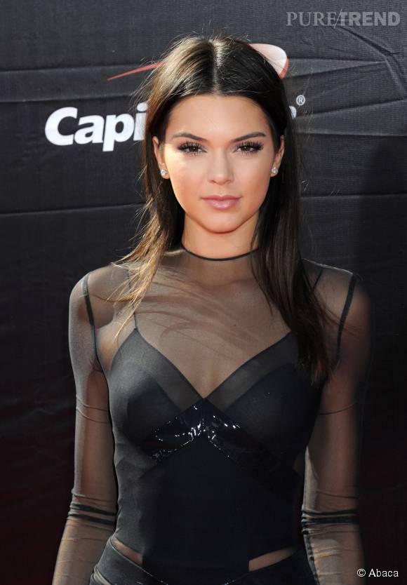 Kendall Jenner : elle pose en culotte sur Instagram.