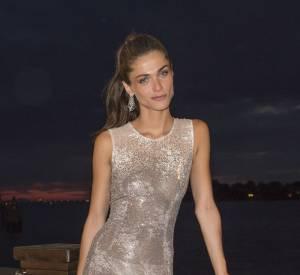 Elisa Sednaoui, superbe marraine du 72e Festival internation du film de Venise.