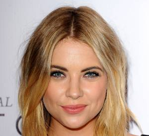 Ashley Benson et son carré flou qui lui va à merveille.