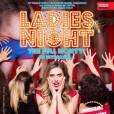 """Clara Morgane foule actuellement les planches pour la pièce """"Ladies Night""""."""