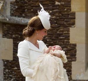 Kate Middleton : sa fille vaut 3 milliards de livres, c'est le Charlotte effect