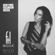 Rebekah Marine, le top au bras bionique, défilera lors de la prochaine Fashion Week de New York.