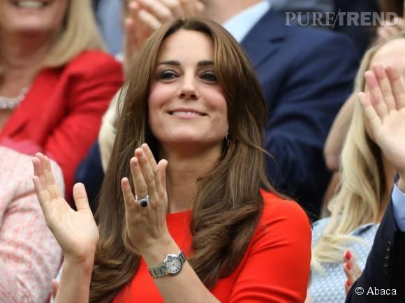 Kate Middleton va revenir sur la scène médiatique.