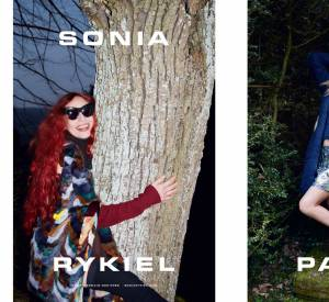 Campagne Automne-Hiver 2015/2016 Sonia Rykiel.