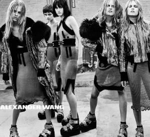 Campagne Automne-Hiver 2015/2016 Alexander Wang.