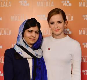 Emma Watson : elle interviewe son héroïne, l'icône féministe Malala Yousafzai