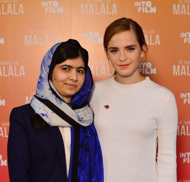 Emma Watson et Malala Yousafzai, la rencontre de deux figures du féminisme moderne.
