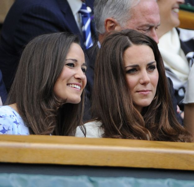 Entre Kate Middleton et sa soeur Pippa, l'ambiance sera tendue...