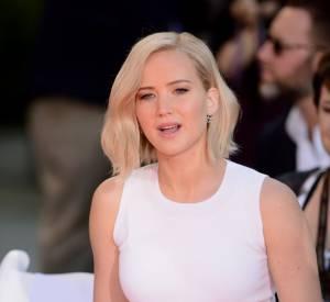 Jennifer Lawrence embrasse Natalie Dormer