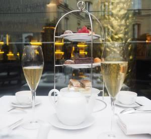 """Bien être : Le """"Tea Time Champagne"""" de l'hôtel Fouquet's Barrière"""