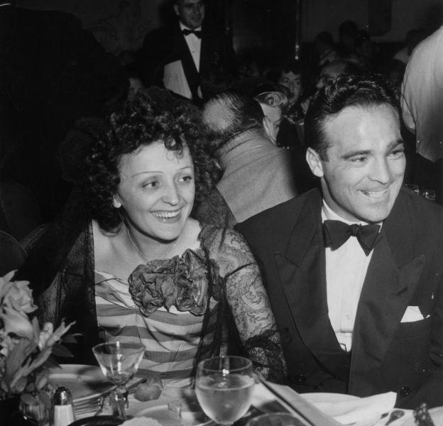Marcel Cerdan a été le grand amour d'Edith Piaf.