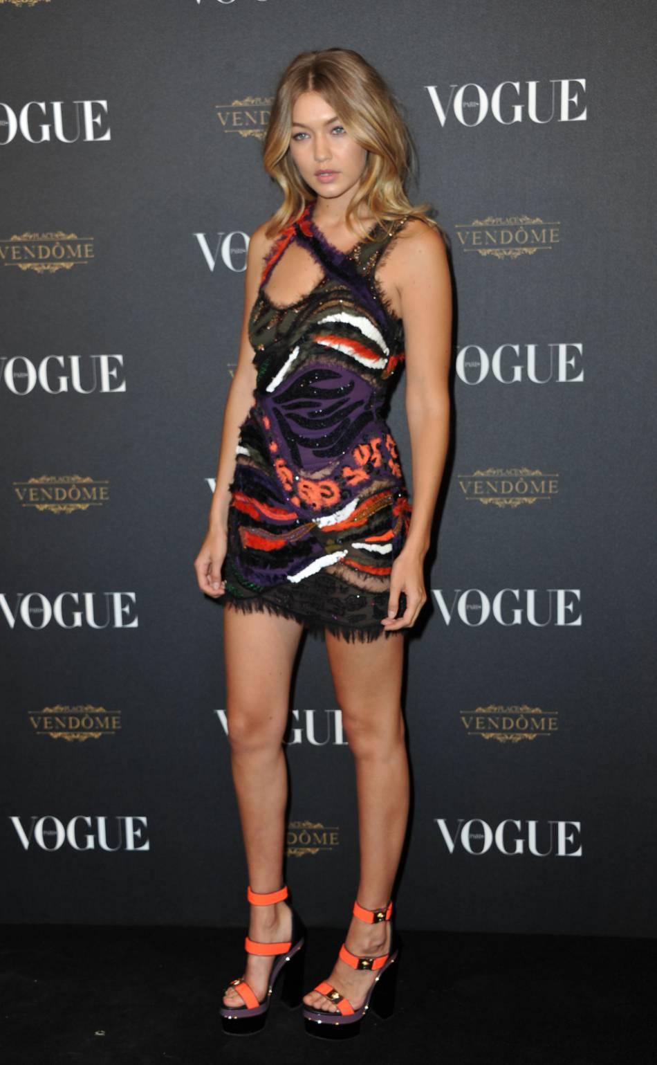 Sublime créature au visage d'ange, Gigi Hadid est décidément parfaite pour défiler chez Victoria's Secret.