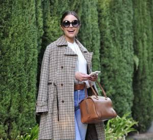 Olivia Culpo : sourire radieux et look joliment orchestré pour la Miss Univers 2012.