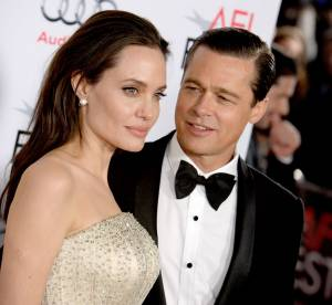 """Angelina Jolie : le sexe avec Brad Pitt est """"la chose la plus bizarre au monde"""""""