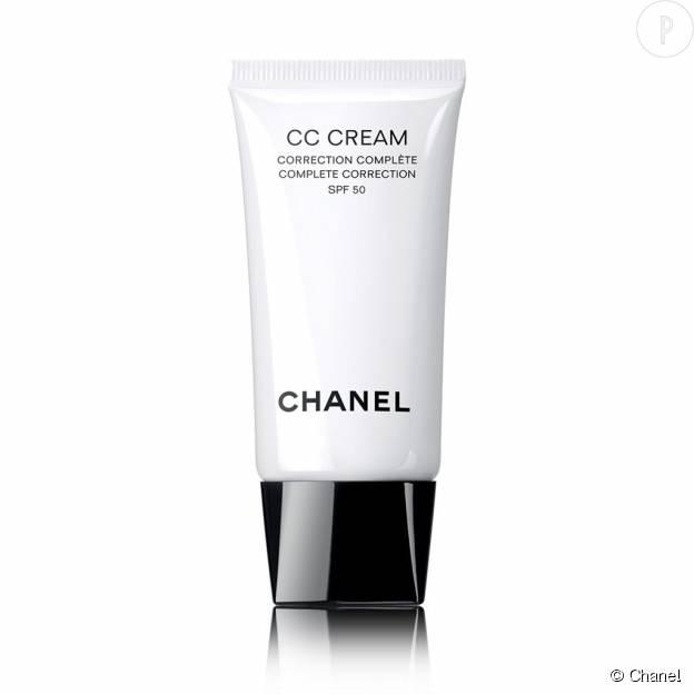 """Grâce à la """"CC Cream"""" de Chanel, vous pourrez corriger vos petites imperfections."""