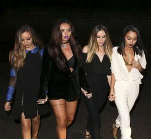 Les Little Mix, magnifiques, pour une soirée privée à Londres.