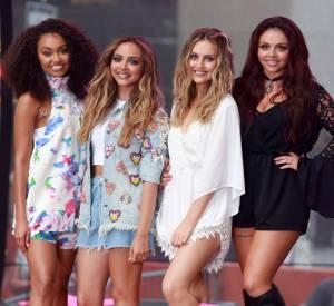 Les Little Mix ont assuré la promotion de leur album aux quatre coins du monde.