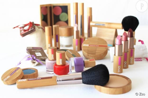 Zao Makeup : du maquillage bio ultra pointu, une gamme encore plus large que dans nos rêves !