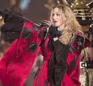 """Madonna : sa version émouvante de """"La vie en Rose"""" après les attentats"""