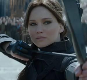 """Bande annonce du dernier volume de la saga """"Hunger Games"""" : """"Hunger Games – La Révolte partie 2""""."""