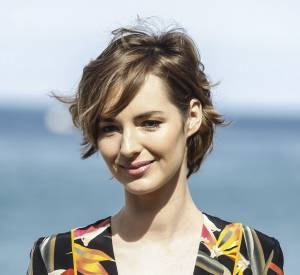 Louise Bourgoin adore porter les cheveux courts.