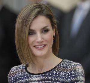 Letizia d'Espagne chic mais surtout très sexy à Madrid