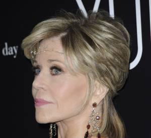 Jane Fonda, à 77 ans rien ne l'arrête.