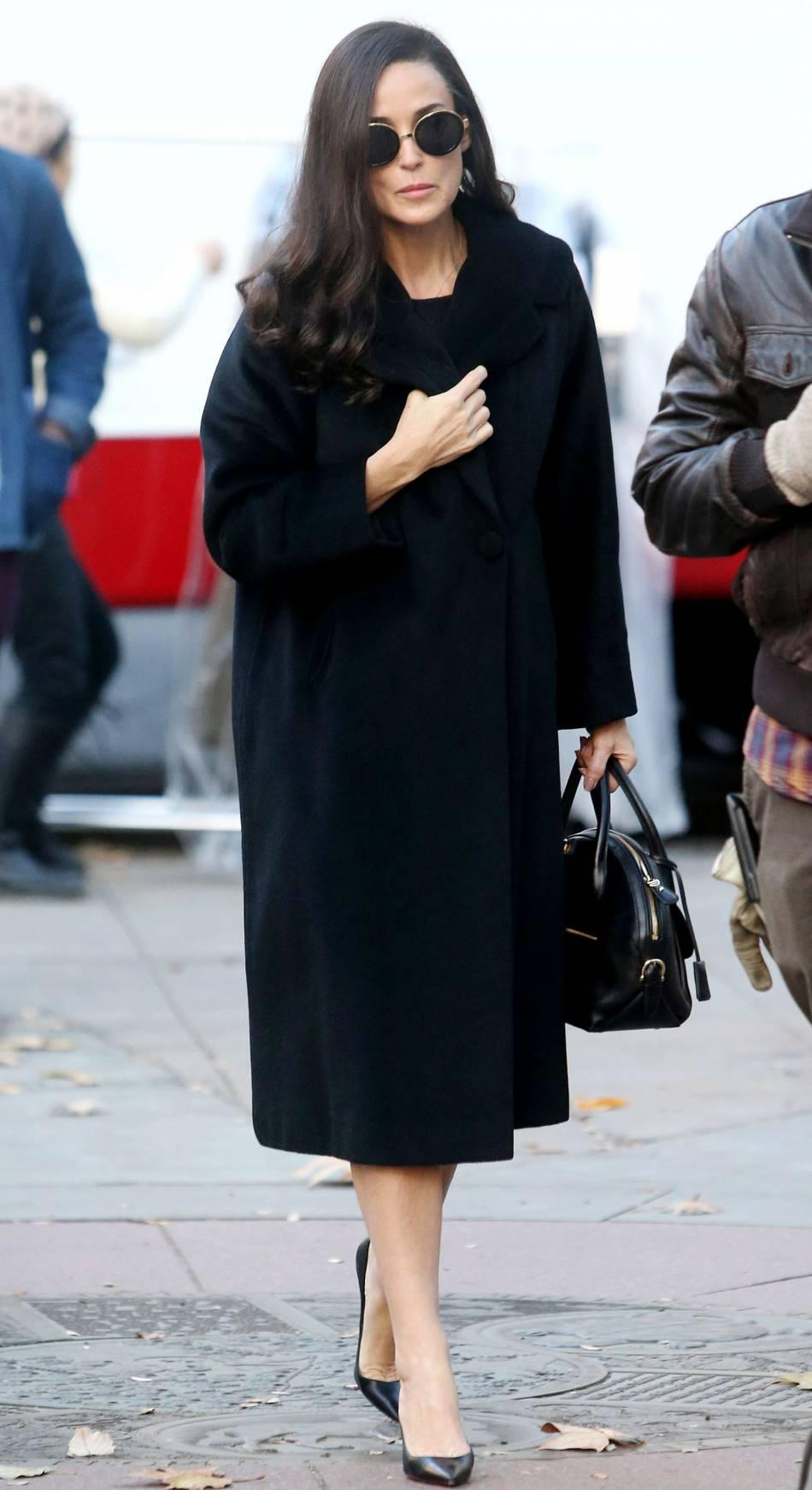 Demi Moore fait enfin son âge.