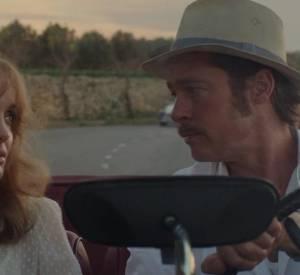 """Bande annonce de """"Vue sur mer"""" avec Brad Pitt et Angelina Jolie."""