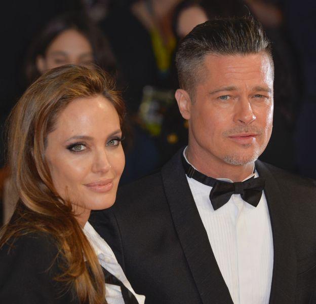 Angelina Jolie et Brad Pitt, un couple uni depuis dix ans.