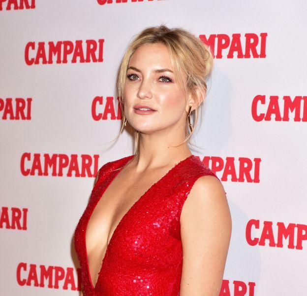Kate Hudson lors de la soirée de présentation du calendrier Campari 2016 le 18 novembre 2015 à New York.