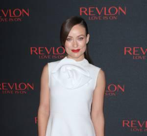 Olivia Wilde : canon et virginale à New York pour Revlon