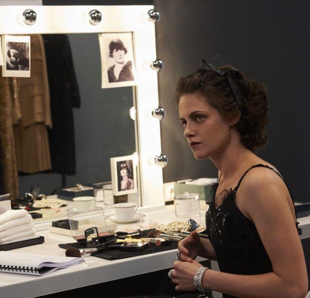 "Kristen Stewart et Jérémie Elkaïm dans ""Once and forever"" de Karl Lagerfeld pour Chanel."