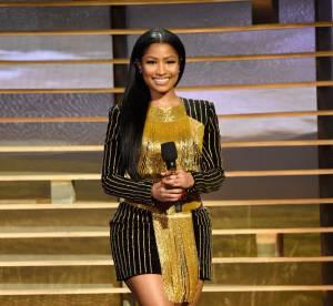 Nicki Minaj, une amazone aux courbes de folie pour la TV américaine