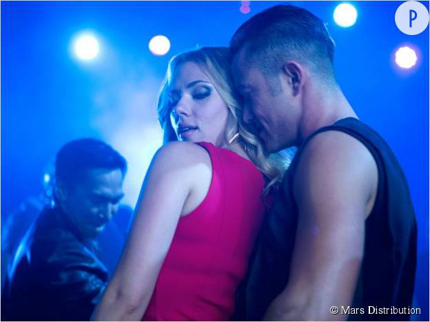 """Scarlett Johansson dans """"Don Juan""""."""