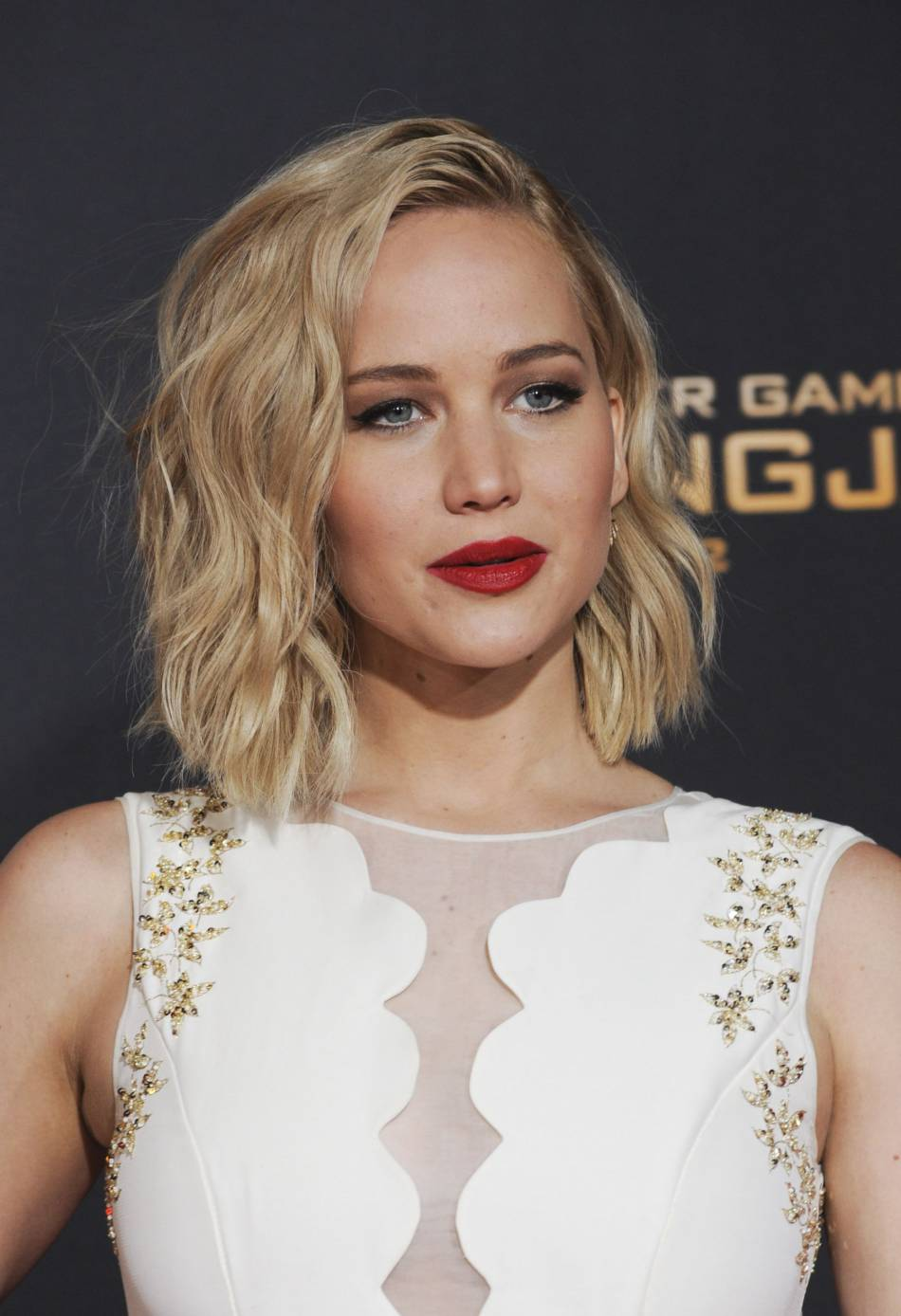 Jennifer Lawrence loin d'être parfaite et c'est pour ça qu'on l'aime.