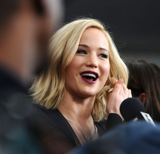 Jennifer Lawrence est une gaffeuse et elle assume.