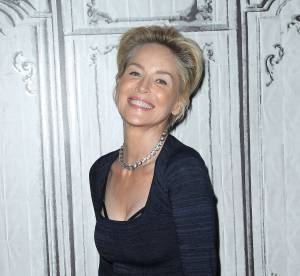 Sharon Stone : une quinqua toujours aussi canon dans sa petite robe noire