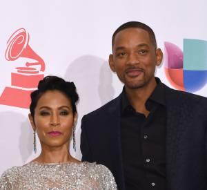 Jada Pinkett-Smith et son mari Will Smith étaient très en beauté pour leur venue aux Latin grammy Awards, ce 19 novembre 2015 à Las Vegas.