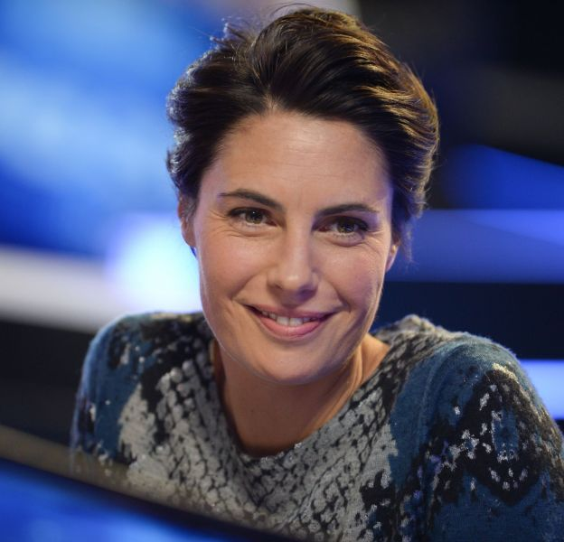 Alessandra Sublet a rejoint TF1.