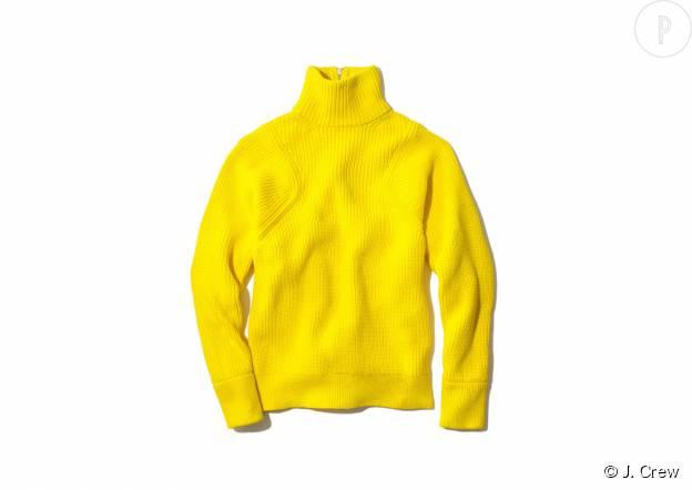 Pull en coton J. Crew, 245€.