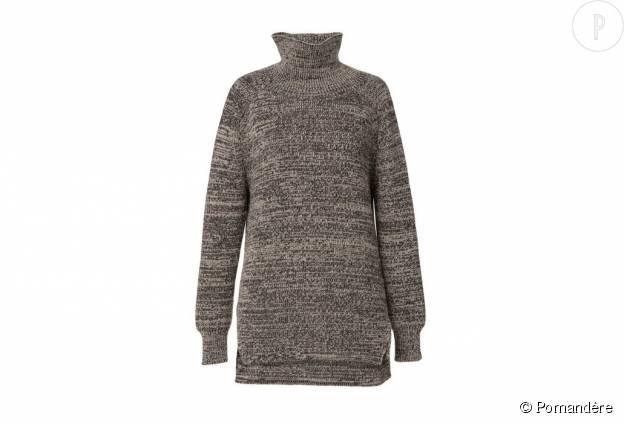 Pull en laine Pomandère, 254€.