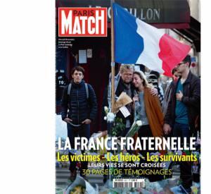 L'intégralité de l'interview de Sandrine Bonnaire est à retrouver dans le dernier numéro de Paris Match, actuellement dans les kiosques.