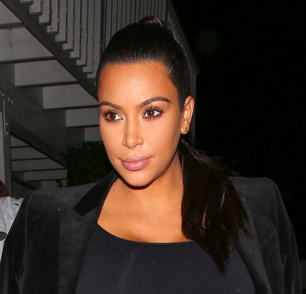 Kim Kardashian vit une fois de plus une grossesse compliquée.