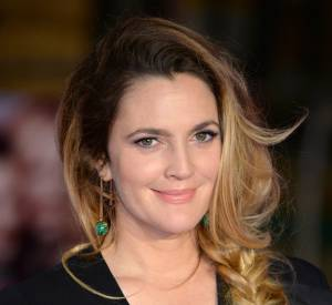 Drew Barrymore à Londres en septembre 2015.