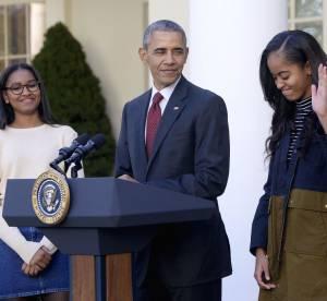 Sasha et Malia Obama : l'incroyable transformation des filles de Barack Obama