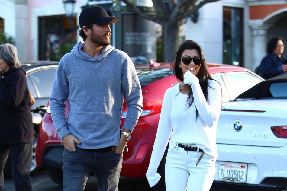 Kourtney Kardashian, après cinq mois de séparation, elle revoit son ex Scott Disick.